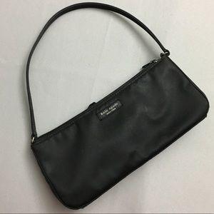 Kate Spade black Vinyl bag